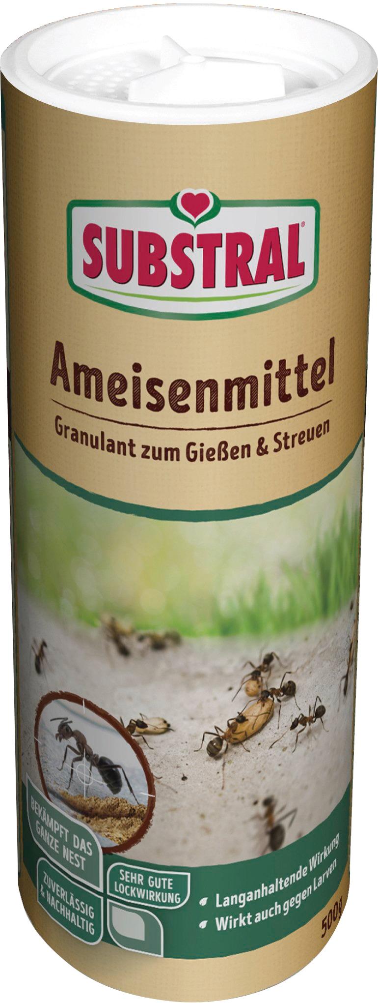 Scotts Substral Ameisengift braun Zubehör Pflanzen Garten Balkon