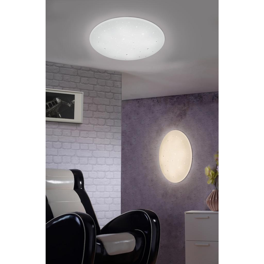 TRIO Leuchten LED Deckenleuchte »Achat«, LED-Board, Neutralweiß, Switch Dimmer,Starlight-Effekt