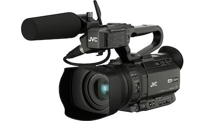 JVC Camcorder »GY-HM180E«, 4K Ultra HD, 12x opt. Zoom kaufen