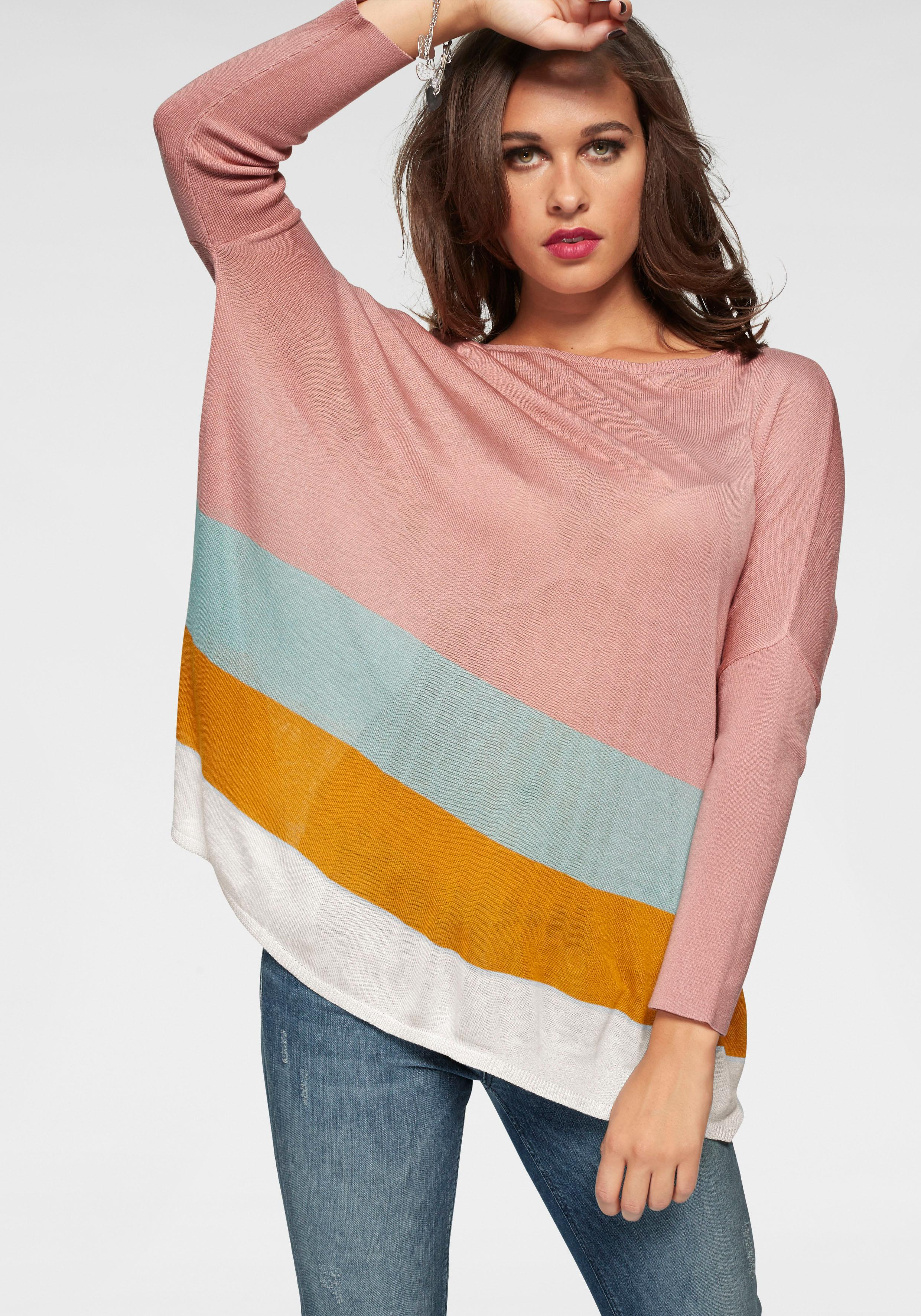 Only 3/4 Arm-Pullover TABAT | Bekleidung > Pullover > 3/4 Arm-Pullover | Only