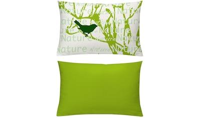 Kissenhüllen, »Nature«, emotion textiles kaufen