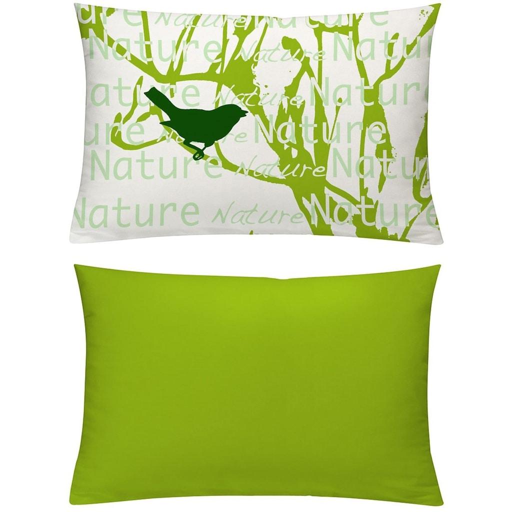 emotion textiles Kissenhüllen »Nature«