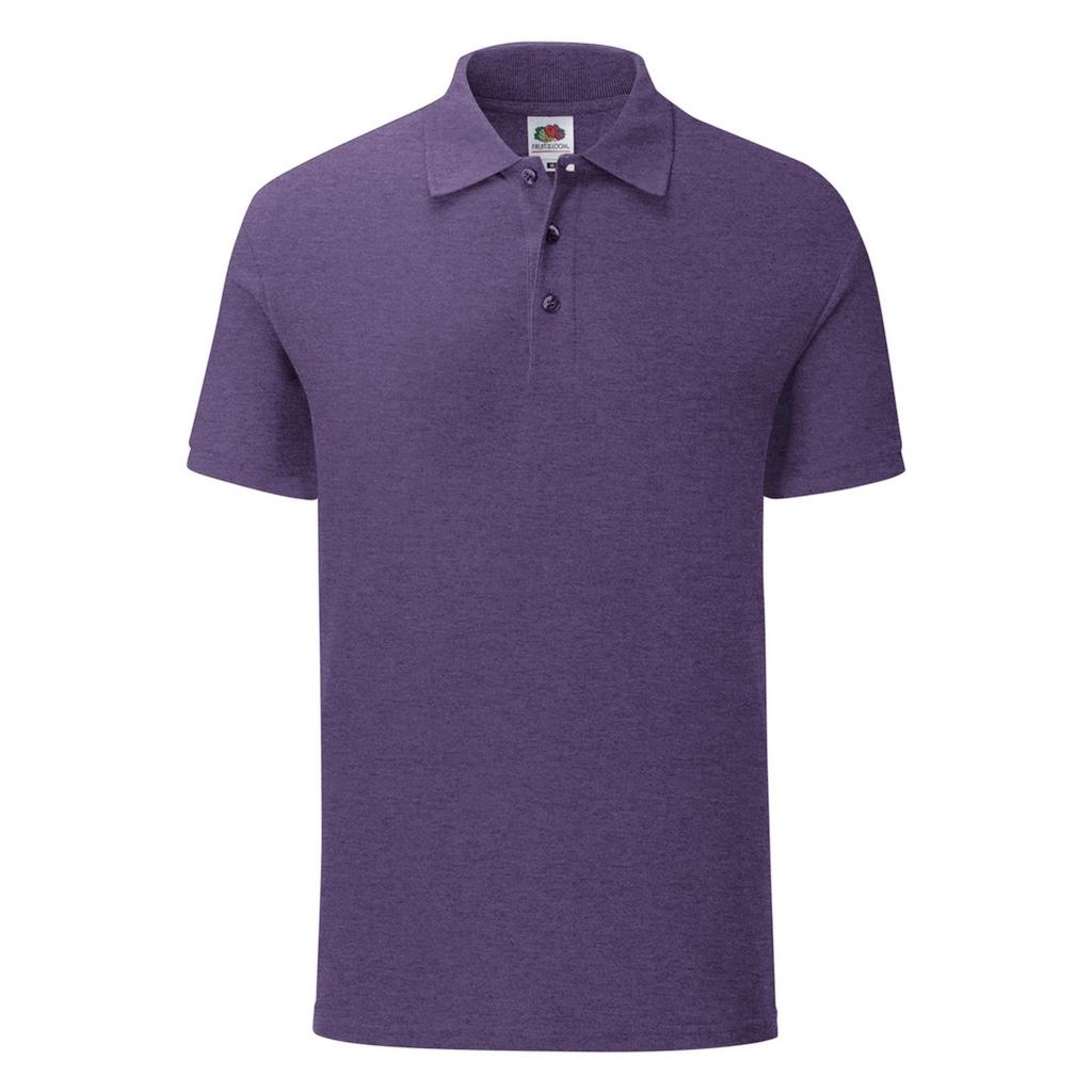 Fruit of the Loom Poloshirt »Herren Iconic Pique Polo Shirt«