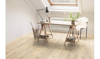 EGGER Laminat »Parkett Eiche«, authentische Holzoptik, universell einsetzbar kaufen