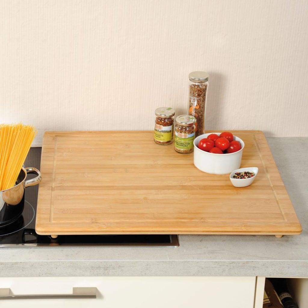 KESPER for kitchen & home Schneidebrett, Gr. 56 x 50 cm