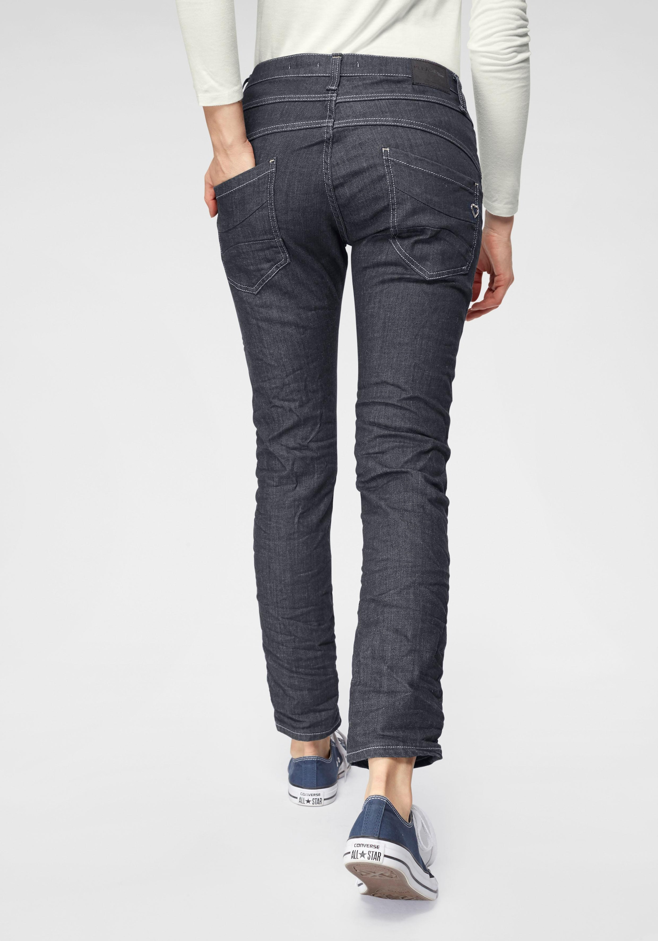 Please Jeans Boyfriend Jeans »P78A« von BAUR