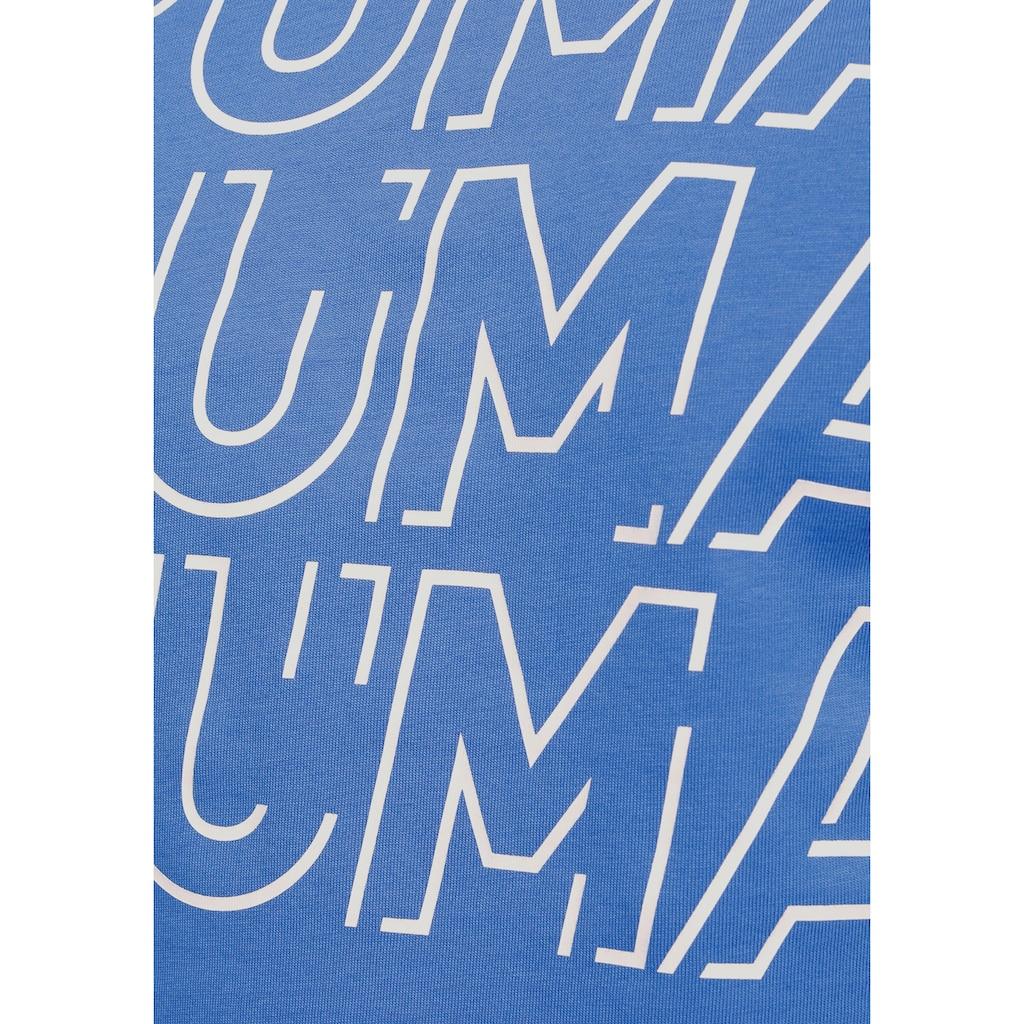 PUMA Trainingsshirt »MODERN SPORTS Logo Tee«