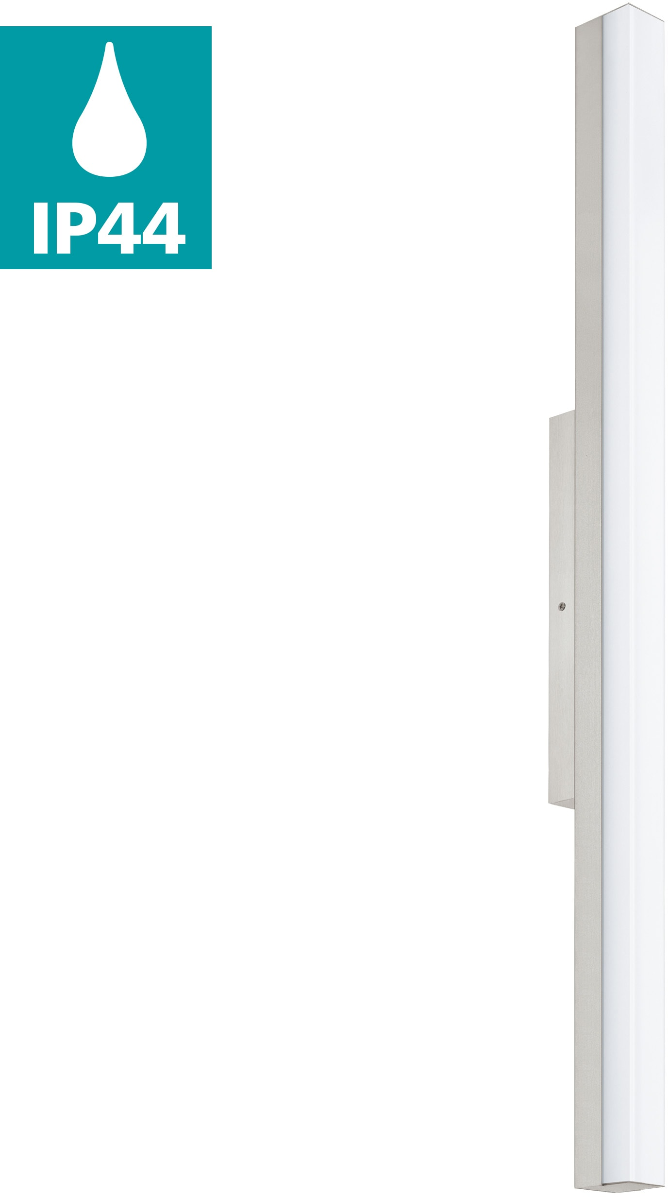 EGLO LED Wandleuchte TORRETTA, LED-Board, Warmweiß
