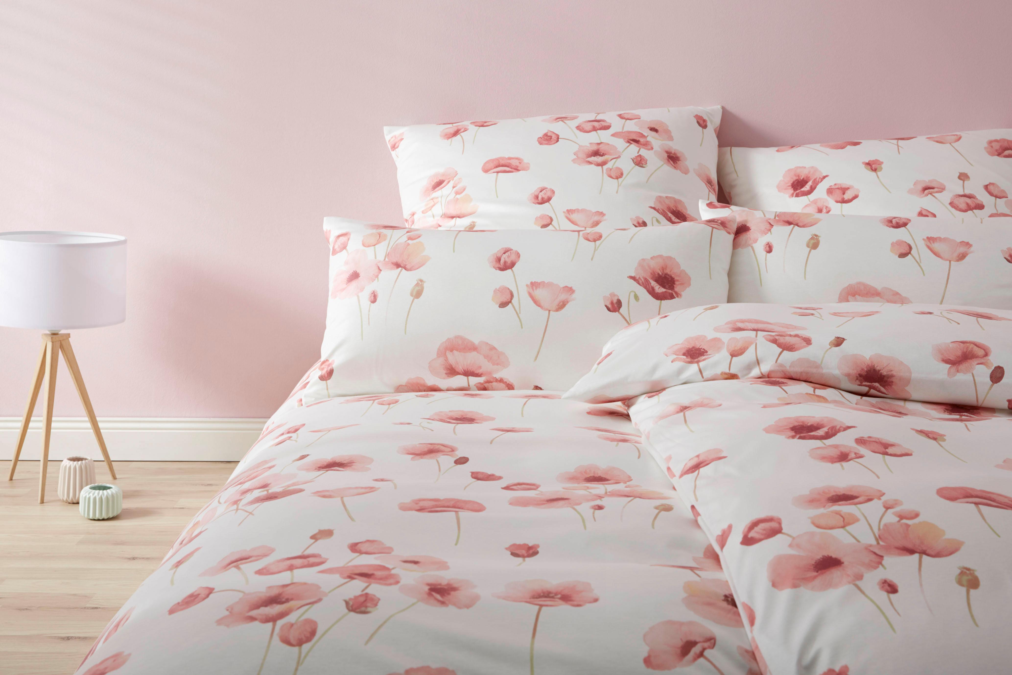 Bettwäsche Blütenmeer Elegante