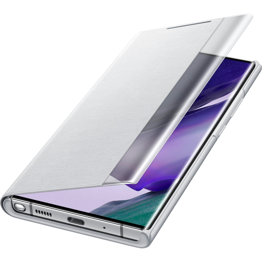 Samsung Flip Case »Clear View Cover EF-ZN985 für Note 20 Ultra«, Galaxy Note20 Ultra