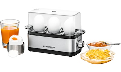 Rommelsbacher Eierkocher »ER 300«, für 3 St. Eier, 300 W kaufen