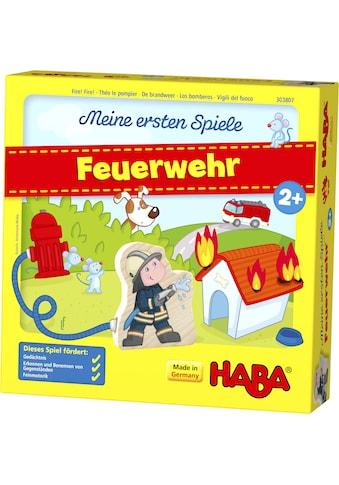"""Haba Spiel, """"Meine ersten Spiele  -  Feuerwehr"""" kaufen"""