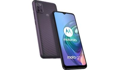 "Motorola Smartphone »moto g10«, (16,51 cm/6,5 "" 64 GB Speicherplatz, 48 MP Kamera) kaufen"