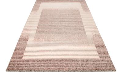 Wecon home Teppich »Velvet Flow«, rechteckig, 13 mm Höhe, Kurzflor, Wohnzimmer kaufen