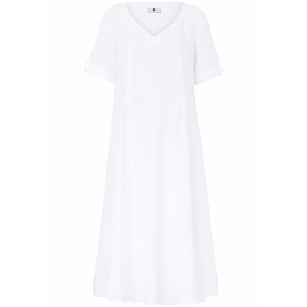 Anna Aura Abendkleid »Kleid mit 3/4-Arm aus 100% Leinen«