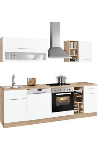 HELD MÖBEL Küchenzeile »Eton«, ohne E - Geräte kaufen