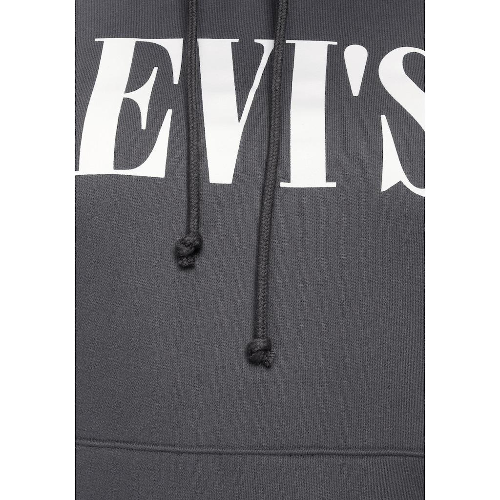 Levi's® Plus Kapuzensweatshirt »Graphic Hoodie«, mit Markenlogo