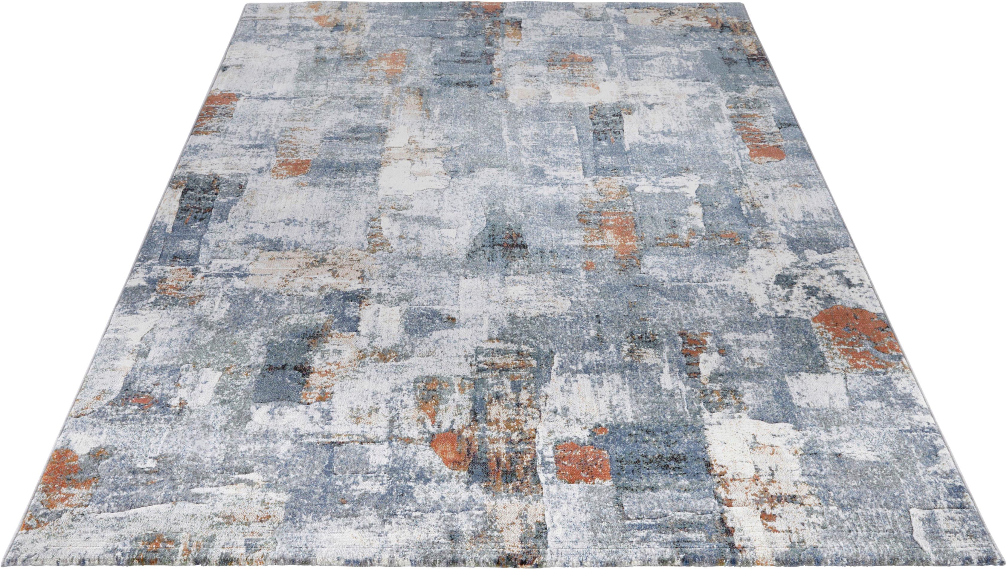 Teppich Miramas ELLE Decor rechteckig Höhe 11 mm maschinell gewebt