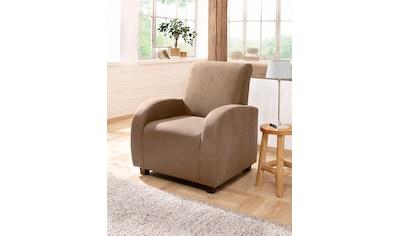 Home affaire Sessel »Falk«, mit hoher Lehne, mit Federkern-Polsterung kaufen