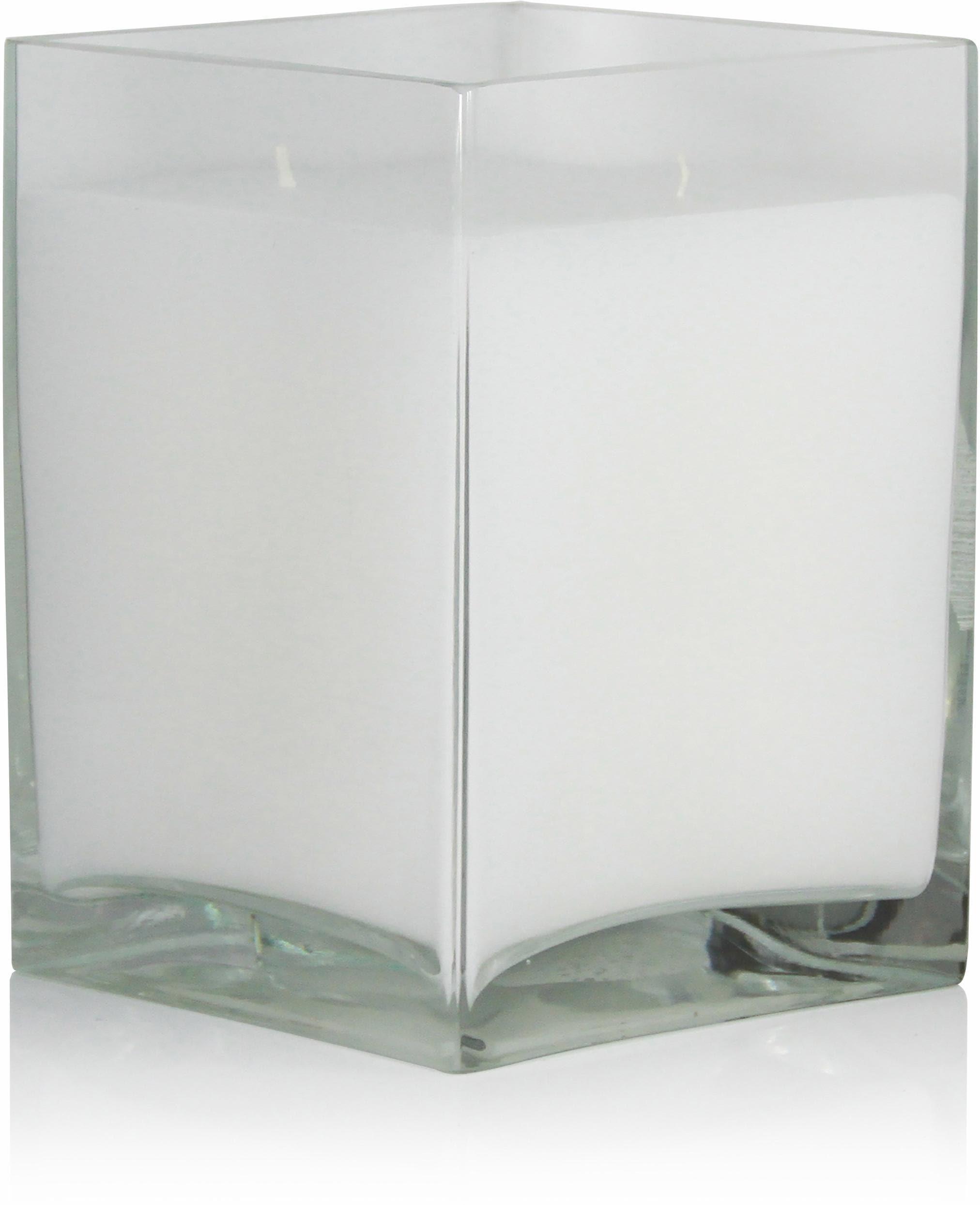 Wiedemann Luxus Mehrdocht Kerze im Glas