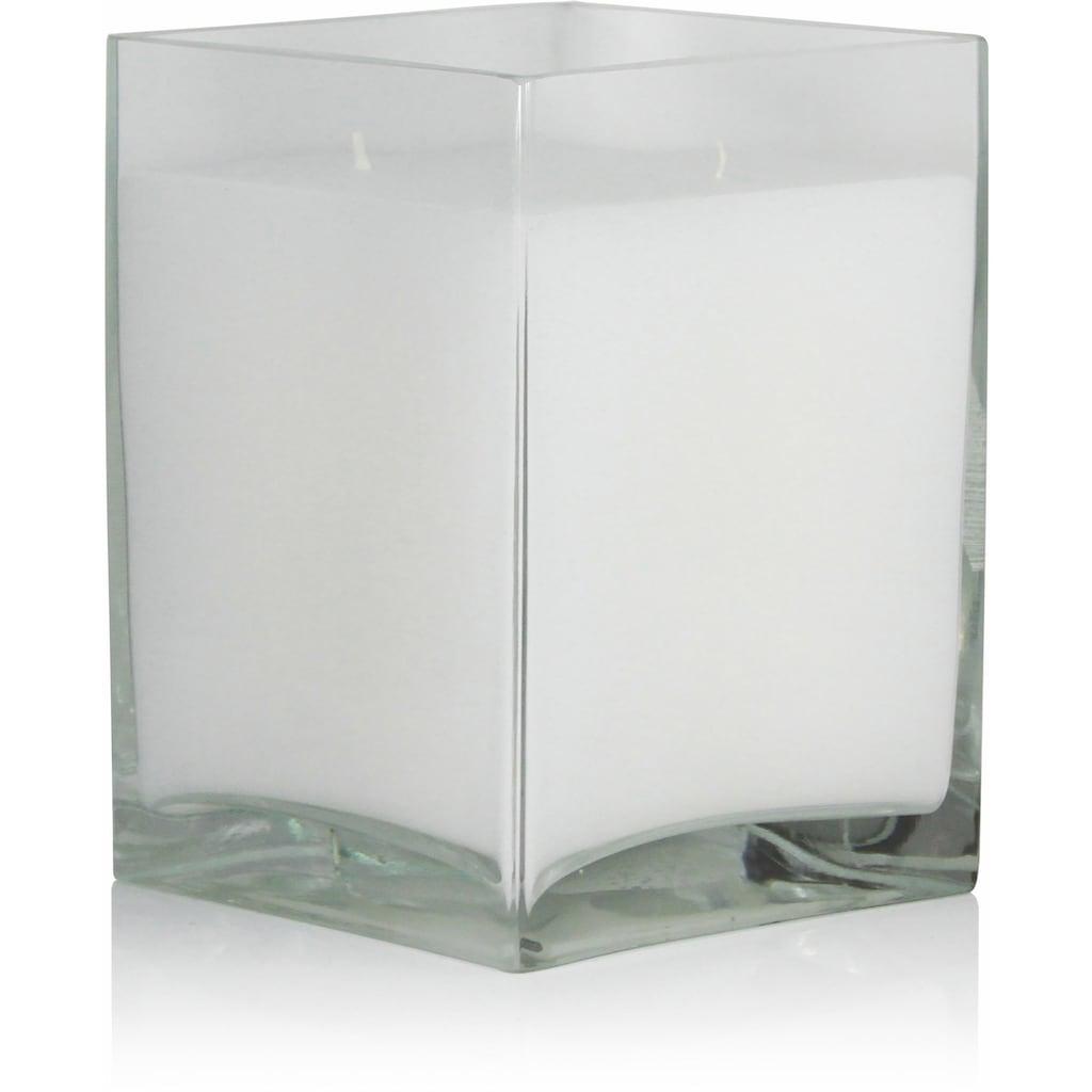 Wiedemann Formkerze, im Glas