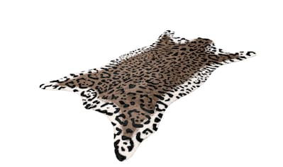 Fellteppich, »Desert 300«, me gusta, fellförmig, Höhe 19 mm, maschinell gewebt kaufen