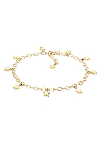 Elli Armband »Ankerkette Astro Stern Symbol Trend 925er Silber« kaufen