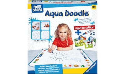 Ravensburger Kreativset »ministeps® Aqua Doodle® Limited Edition«, inkl. 2 Stiften; Made in Europe kaufen