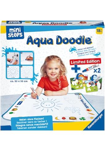 Ravensburger Kreativset »ministeps® Aqua Doodle® Limited Edition«, inkl. 2 Stiften;... kaufen