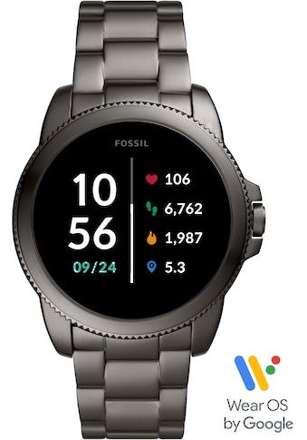 Fossil Smartwatches Smartwatch »GEN 5E SMARTWATCH, FTW4049«, ( Wear OS by Google mit... kaufen
