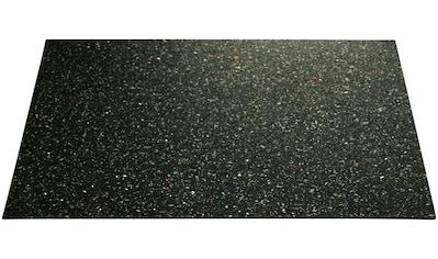 SZ METALL Gummimatte, zur Dämpfung, 60x60 cm (LxB) kaufen
