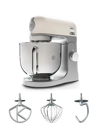KENWOOD Küchenmaschine »kMix KMX 750WH«, inkl. 3-tlg. Patisserie-Set und 5l Schüssel kaufen