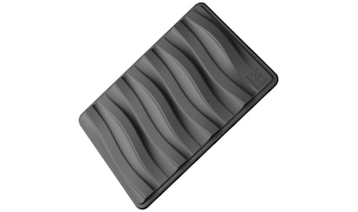 KUBERTH Wandpuffer »Wave«, 1x seitlich, geeignet für Garagen, B/H/T: 30x40x2,5 cm kaufen