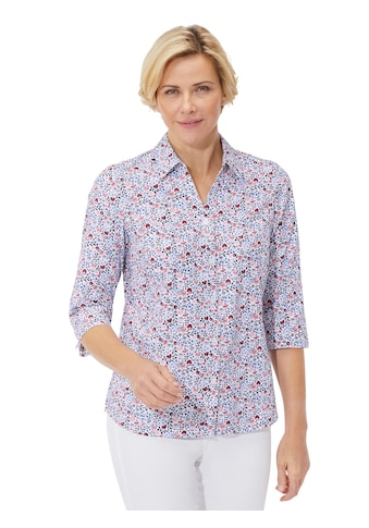 Classic Bluse mit Allover - Muster kaufen