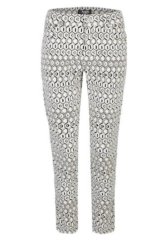 ANGELS Jeans ,Ornella' mit coolem Wabenmuster kaufen
