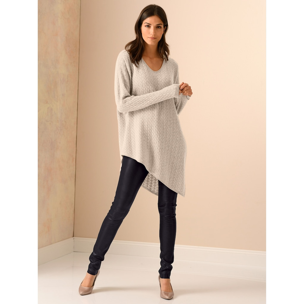 Alba Moda Lederhose, in softem Lammnappa