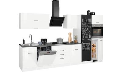 HELD MÖBEL Küchenzeile »Trier«, ohne E-Geräte, Breite 350 cm kaufen