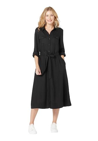 Classic Inspirationen Kleid in Denim - Optik kaufen