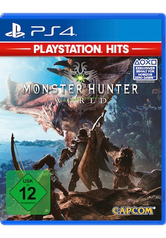 Monster Hunter: World PS Hits PlayStation 4 kaufen