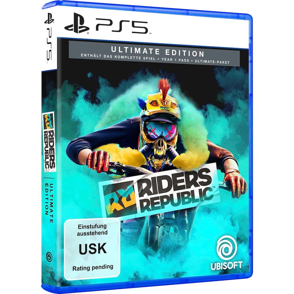 UBISOFT Spiel »Riders Republic Ultimate Edition«, PlayStation 5
