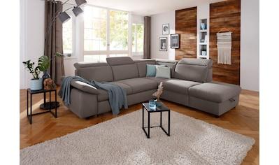 Home affaire Ecksofa »Mauritius« kaufen