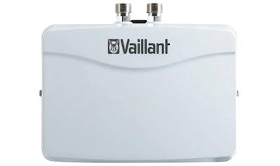 Vaillant Durchlauferhitzer »MINIVED H 3/ 2 N«, drucklos kaufen