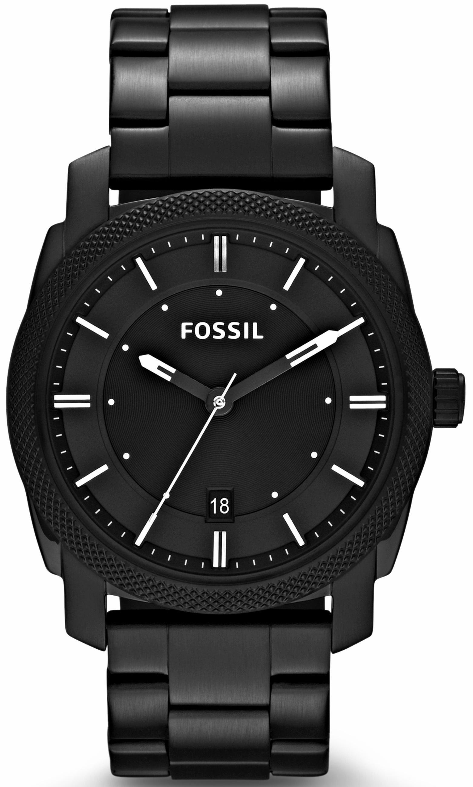 Fossil Quarzuhr MACHINE FS4775   Uhren > Quarzuhren   Fossil