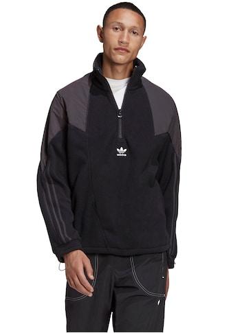 adidas Originals Fleecepullover »BIG TREFOIL MIX HFZP« kaufen