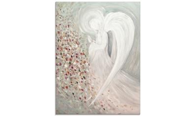 Artland Glasbild »Engelbild I«, Religion, (1 St.) kaufen