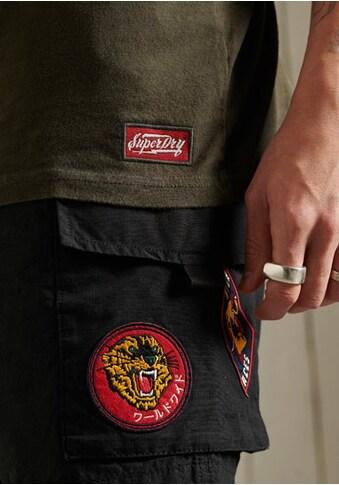 Superdry Rundhalsshirt »BOHO BOX FIT GRAPHIC TEE« kaufen