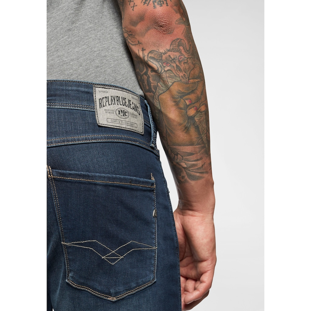 Replay Slim-fit-Jeans »ANBASS«