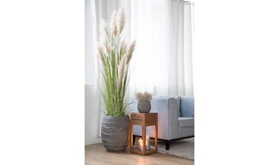 Fink Übertopf »COCON, grau«, (1 St.), Pflanzübertopf, Blumenübertopf, Blumentopf,... kaufen