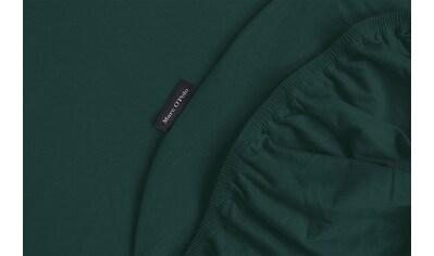 Marc O'Polo Home Spannbettlaken »Jersey Fitted Sheet«, hochwertige Qualität kaufen