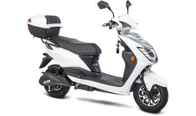 GT UNION E - Motorroller »eRunner 45 km/h«, 1600 Watt, 45 km/h, Euro 6 kaufen